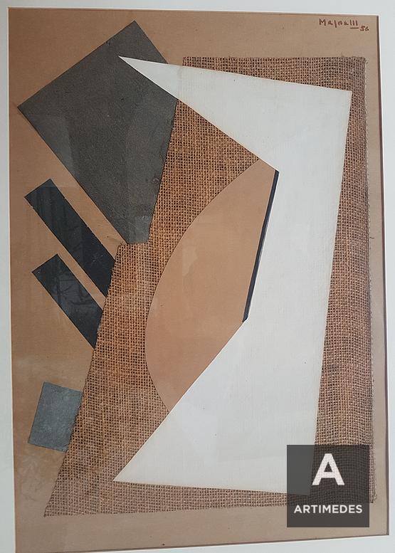 Alberto Magnelli / Ohne Titel - Front