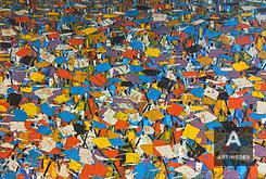 Emmanuel Ablade Glover / Market Chaos