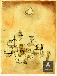 Paul Klee / Nordafrikanisch