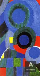 Sonia Delaunay / Ohne Titel - Front