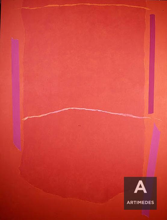 Theodoros Stamos / Infinity Fields Lefkada Series - Front